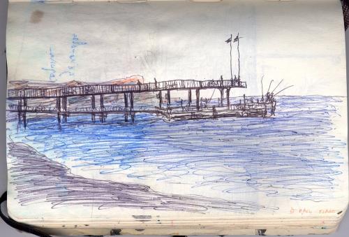 baie de Saint paul le débarquadère