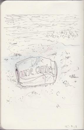 Coca coulé