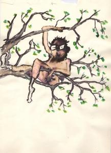 arboricole sm